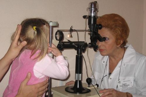 Люди ослепли на коррекции зрения